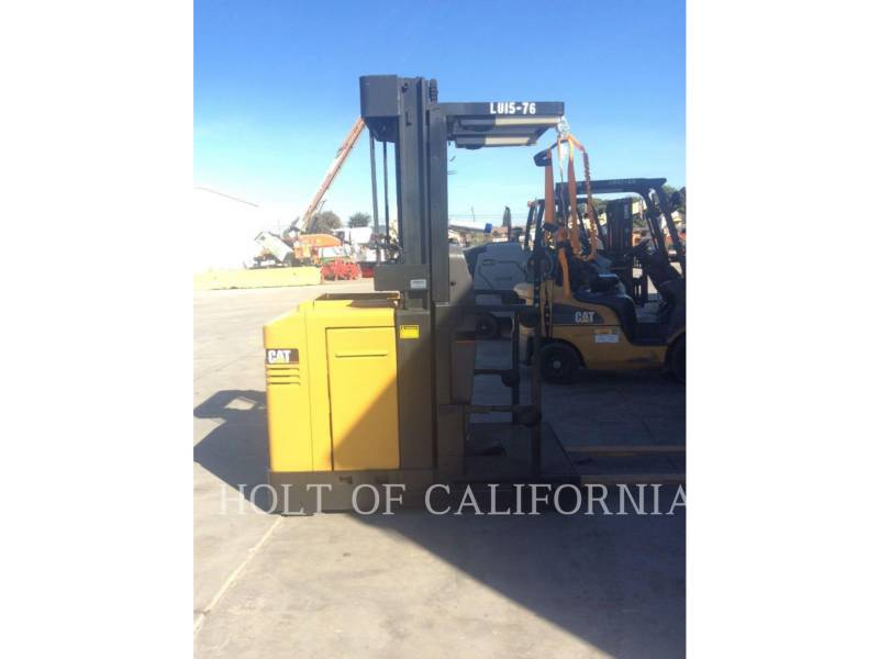 CATERPILLAR MITSUBISHI FORKLIFTS NOR30 equipment  photo 3