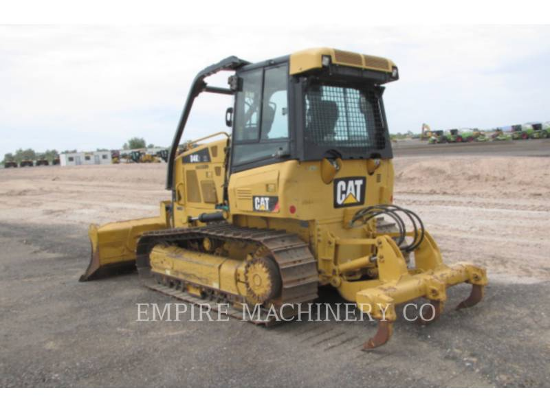CATERPILLAR TRACK TYPE TRACTORS D4K CA equipment  photo 3