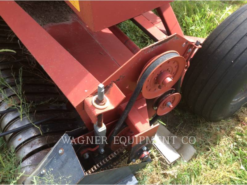 CASE AGRARISCHE HOOI-UITRUSTING 8530 equipment  photo 5