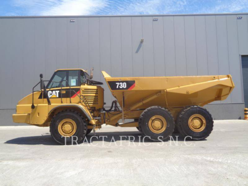 CATERPILLAR CAMIONES ARTICULADOS 730 equipment  photo 1