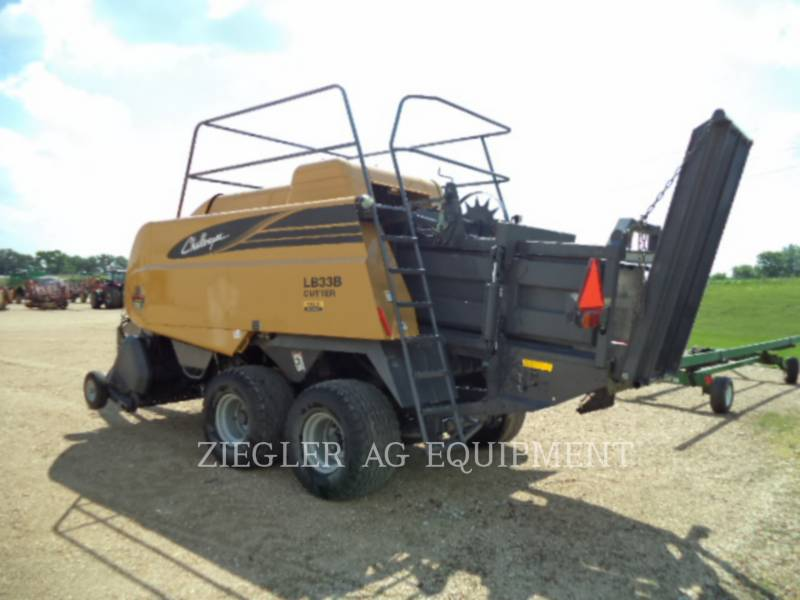 AGCO-CHALLENGER AG HAY EQUIPMENT LB33B equipment  photo 1