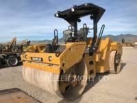 Equipment photo CATERPILLAR CB64 R9 TAMBOR DOBLE VIBRATORIO ASFALTO 1