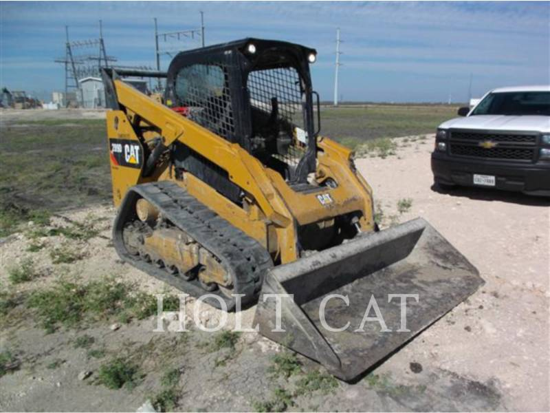 CATERPILLAR MINICARREGADEIRAS 289D equipment  photo 1