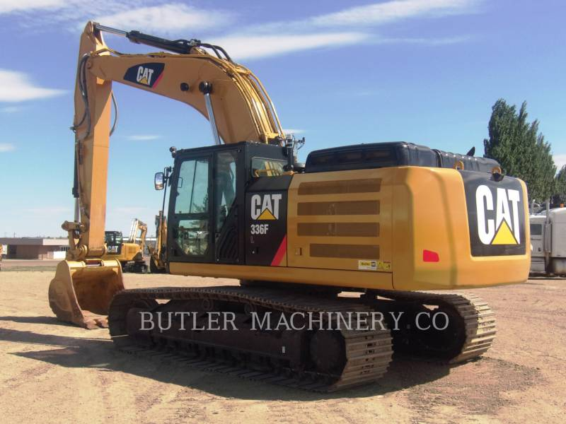 CATERPILLAR KETTEN-HYDRAULIKBAGGER 336 F L equipment  photo 3