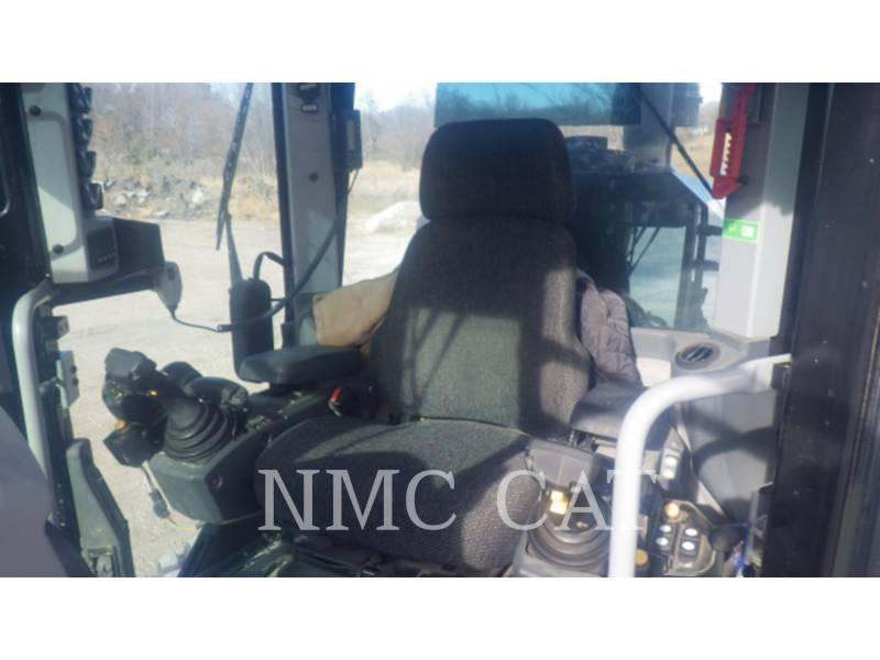 CATERPILLAR MOTORGRADER 12M2AWD equipment  photo 5