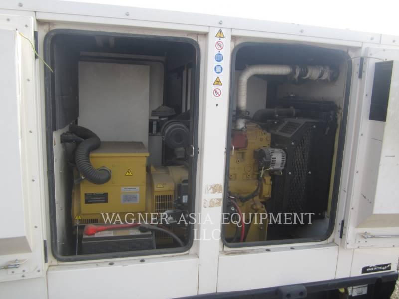 OLYMPIAN CAT STATIONARY GENERATOR SETS XQE30-2 equipment  photo 14