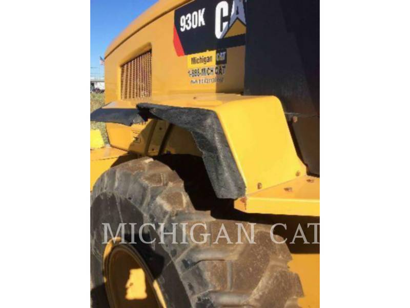 CATERPILLAR CARGADORES DE RUEDAS 930K RQ equipment  photo 9