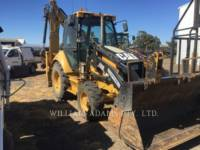 Equipment photo CATERPILLAR 428 E CHARGEUSES-PELLETEUSES 1
