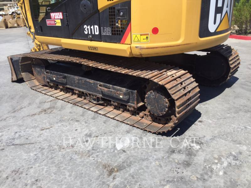 Caterpillar EXCAVATOARE PE ŞENILE 311DL RR equipment  photo 3