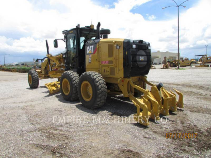 CATERPILLAR RÓWNIARKI SAMOBIEŻNE 140M3 equipment  photo 2