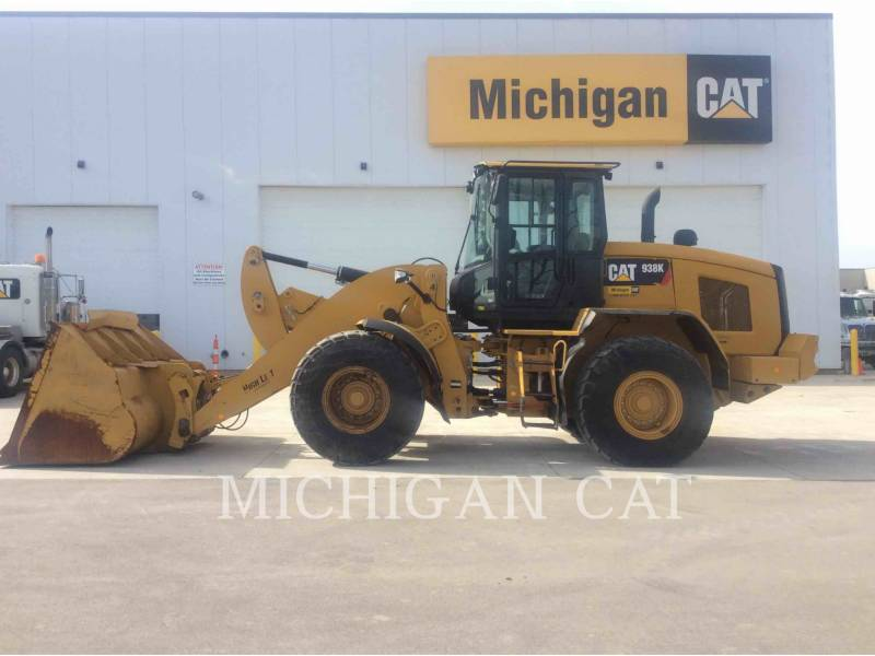 CATERPILLAR WHEEL LOADERS/INTEGRATED TOOLCARRIERS 938K H3RQ equipment  photo 6