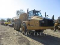CATERPILLAR ARTICULATED TRUCKS 740B equipment  photo 4
