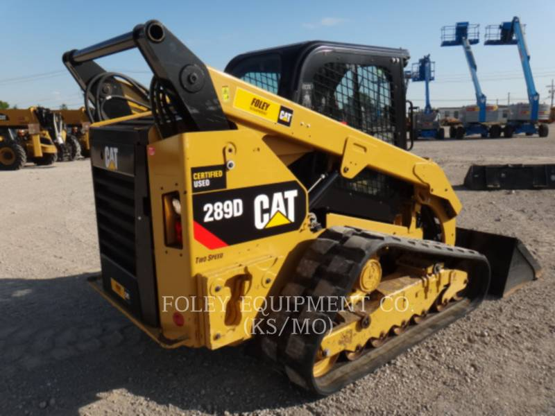 CATERPILLAR SKID STEER LOADERS 289DSTD2CA equipment  photo 4