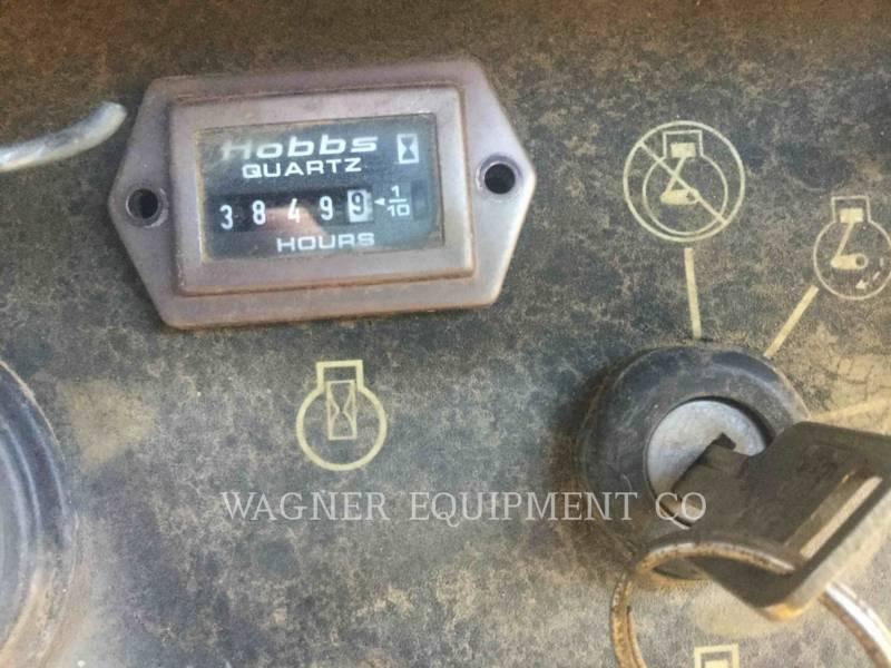 CASE TRACTOREN OP RUPSBANDEN 1150G equipment  photo 6