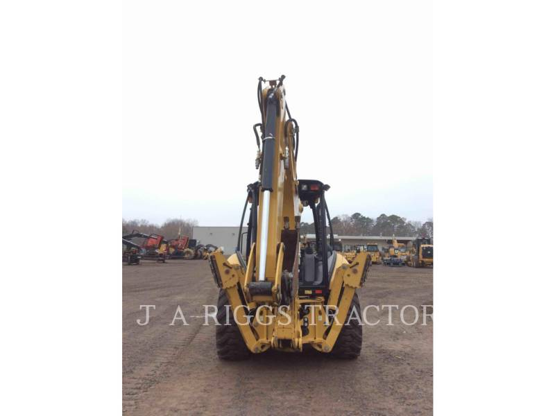 CATERPILLAR BACKHOE LOADERS 420F 4H equipment  photo 5