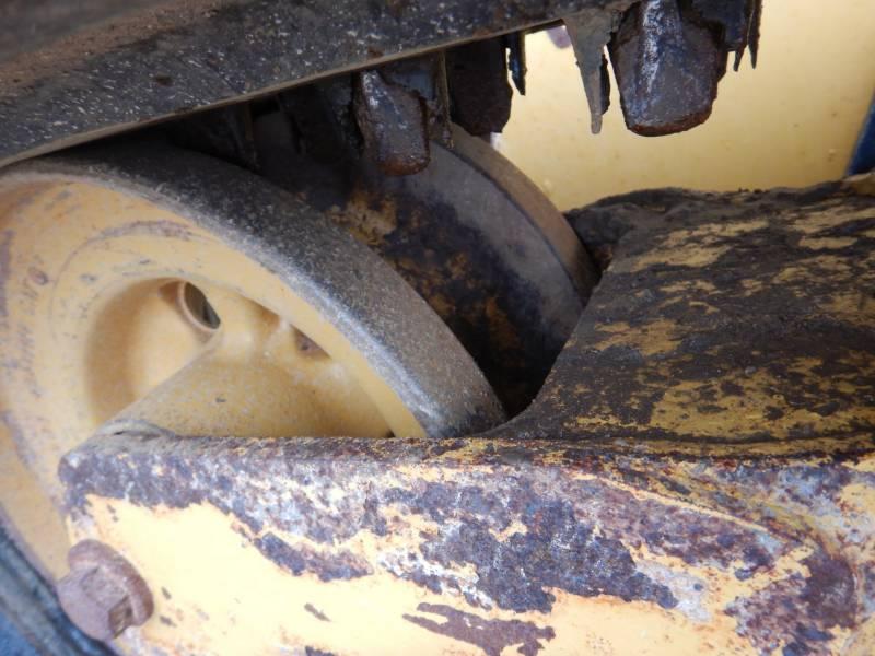 CATERPILLAR MULTI TERRAIN LOADERS 289 D equipment  photo 11