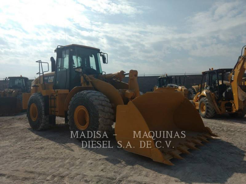 CATERPILLAR MINING WHEEL LOADER 966 H equipment  photo 2