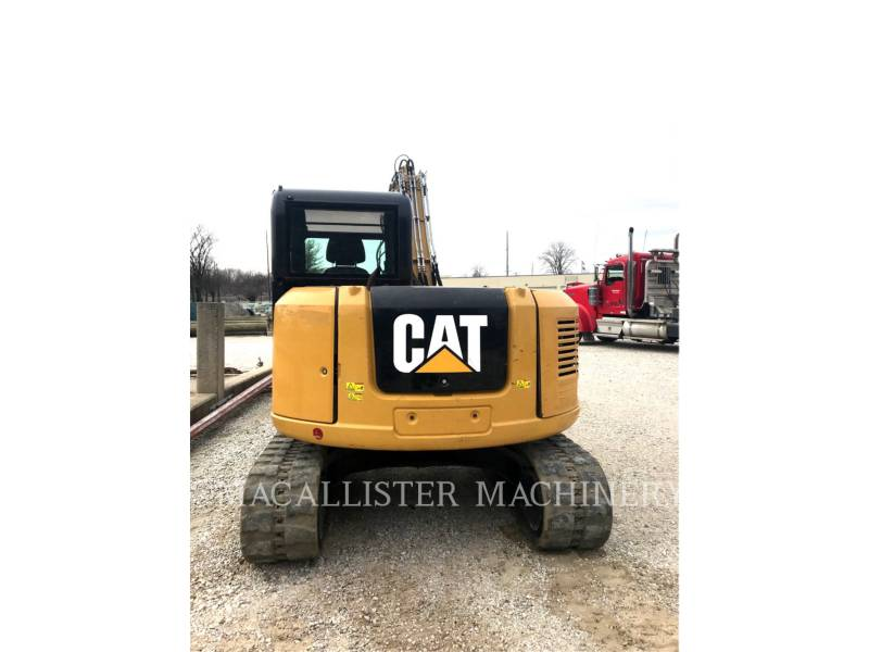 CATERPILLAR EXCAVADORAS DE CADENAS 308E equipment  photo 4