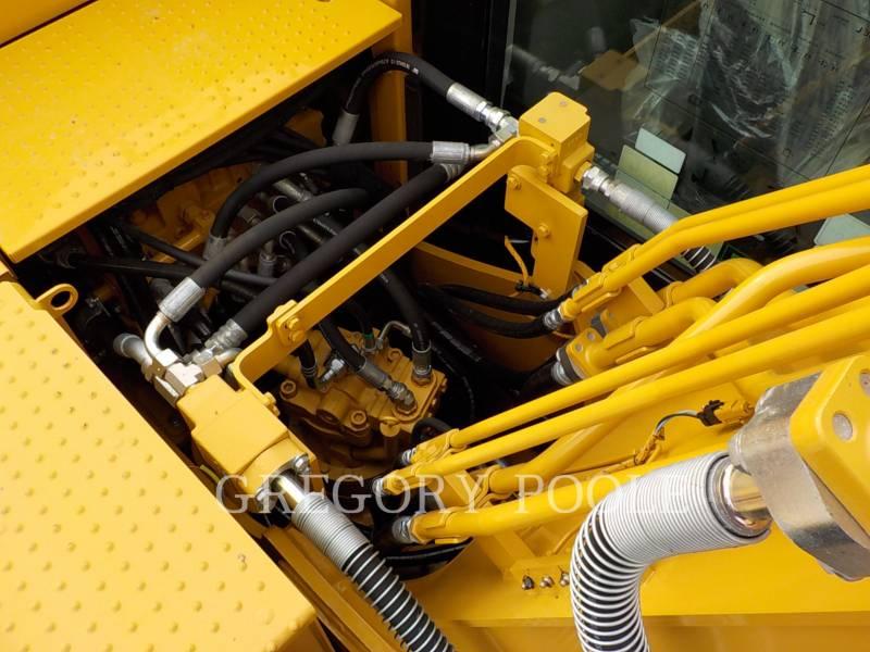 CATERPILLAR TRACK EXCAVATORS 316E L equipment  photo 16