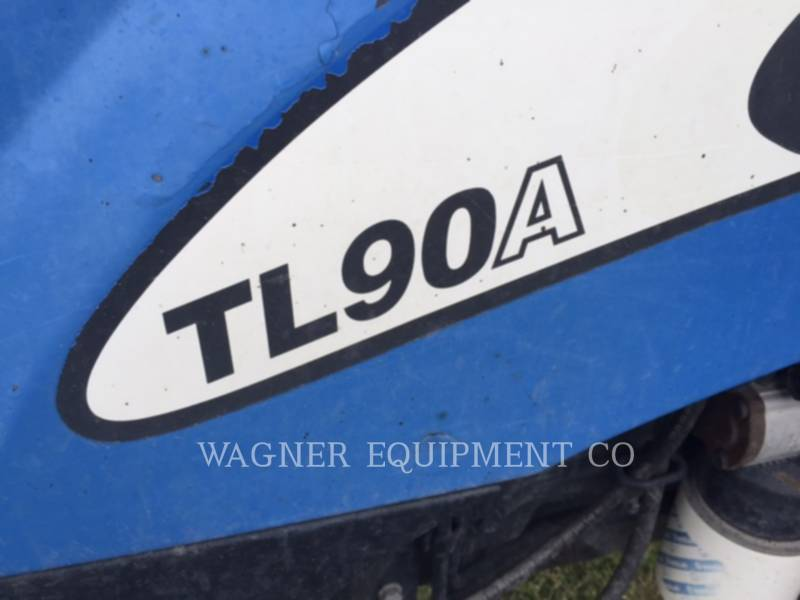 NEW HOLLAND LTD. TRACTORES AGRÍCOLAS TL90 equipment  photo 10