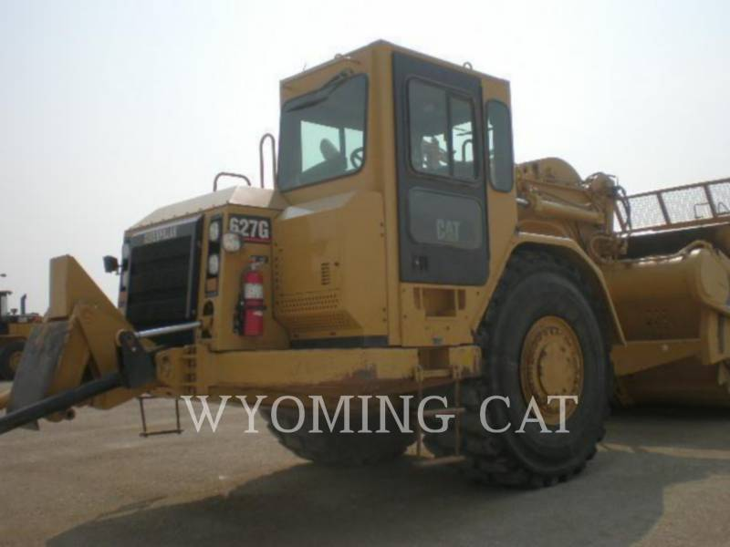 CATERPILLAR WHEEL TRACTOR SCRAPERS 627G equipment  photo 6