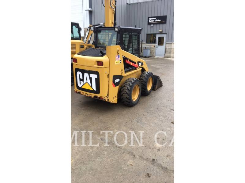 CATERPILLAR CHARGEURS COMPACTS RIGIDES 226B 3 equipment  photo 5