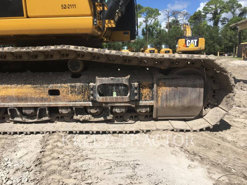 CATERPILLAR EXCAVADORAS DE CADENAS 349FL equipment  photo 13