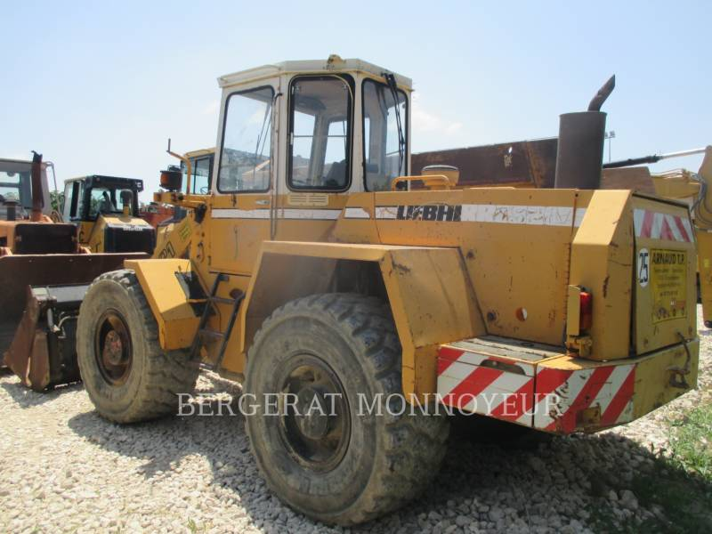 LIEBHERR WHEEL LOADERS/INTEGRATED TOOLCARRIERS L521 equipment  photo 1
