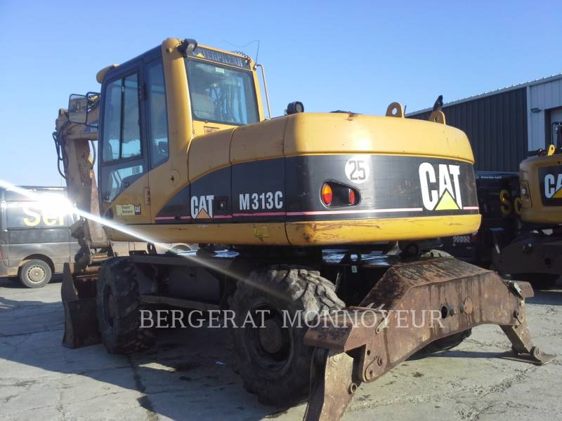 CATERPILLAR KOPARKI KOŁOWE M313C equipment  photo 2