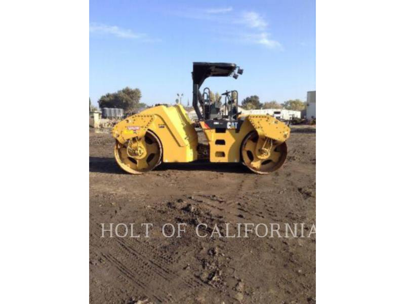 CATERPILLAR PAVIMENTADORES DE ASFALTO CB54 equipment  photo 5