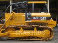 Equipment photo CATERPILLAR D7G TRACTOREN OP RUPSBANDEN 1