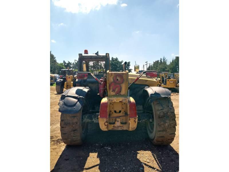 CATERPILLAR テレハンドラ TH406C equipment  photo 5