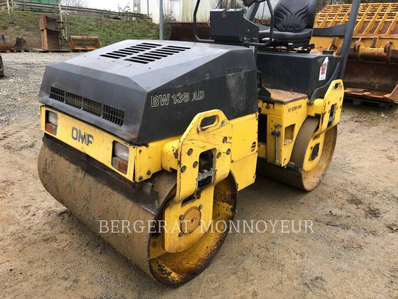 BOMAG COMPACTORS BW138 equipment  photo 2