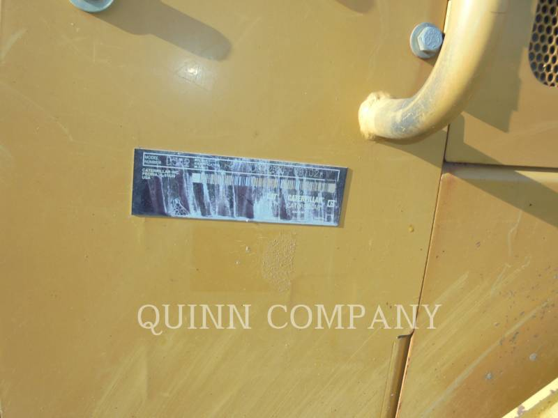 CATERPILLAR TRACTORES DE CADENAS D3K2 XL equipment  photo 8