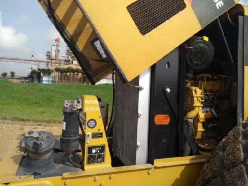 CATERPILLAR WALEC DO GRUNTU, GŁADKI CS 533 E equipment  photo 20