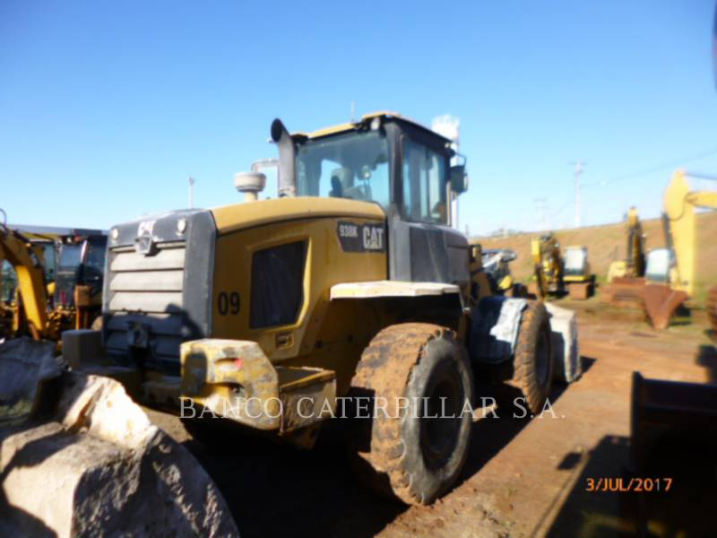 Caterpillar ÎNCĂRCĂTOARE PE ROŢI/PORTSCULE INTEGRATE 938K equipment  photo 3