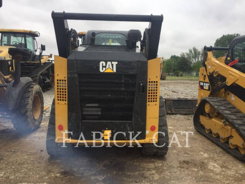 CATERPILLAR CHARGEURS TOUT TERRAIN 299D2 XHP equipment  photo 4