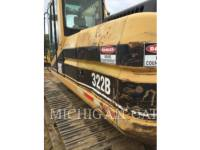 CATERPILLAR TRACK EXCAVATORS 322BL equipment  photo 19