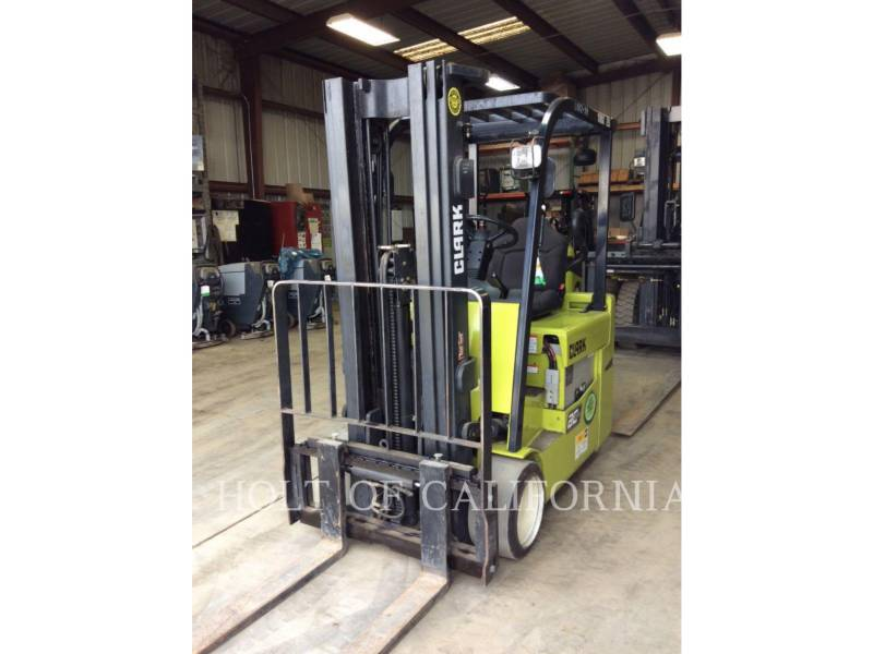 CLARK EQUIPMENT FORKLIFTS TMX25 equipment  photo 3