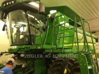 Equipment photo DEERE & CO. S660 COMBINE 1