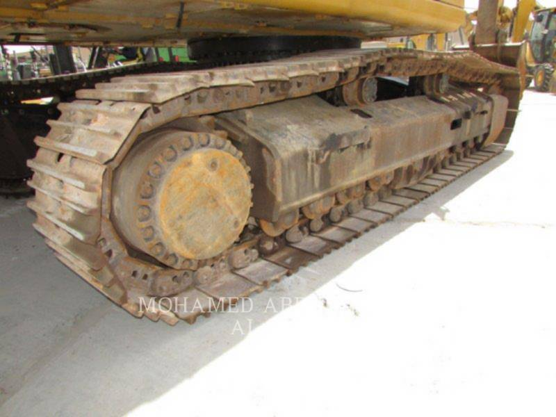 CATERPILLAR PELLES SUR CHAINES 349 D L equipment  photo 11