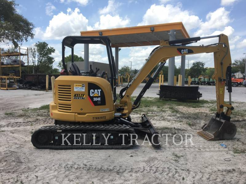 Caterpillar EXCAVATOARE PE ŞENILE 304ECR equipment  photo 6