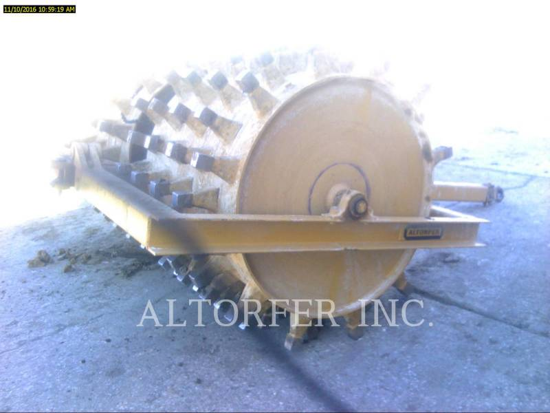 MISCELLANEOUS MFGRS GEZOGENE WALZEN SHEEPSFOOT equipment  photo 2