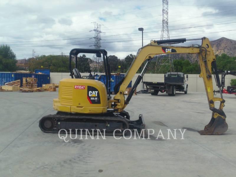CATERPILLAR トラック油圧ショベル 305.5E CR equipment  photo 3