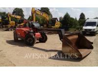 Equipment photo MANITOU BF S.A. MLT625-75H TELEHANDLER 1