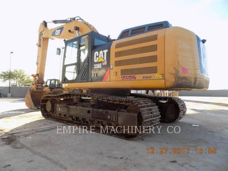 CATERPILLAR PELLES SUR CHAINES 336EL HYB equipment  photo 3