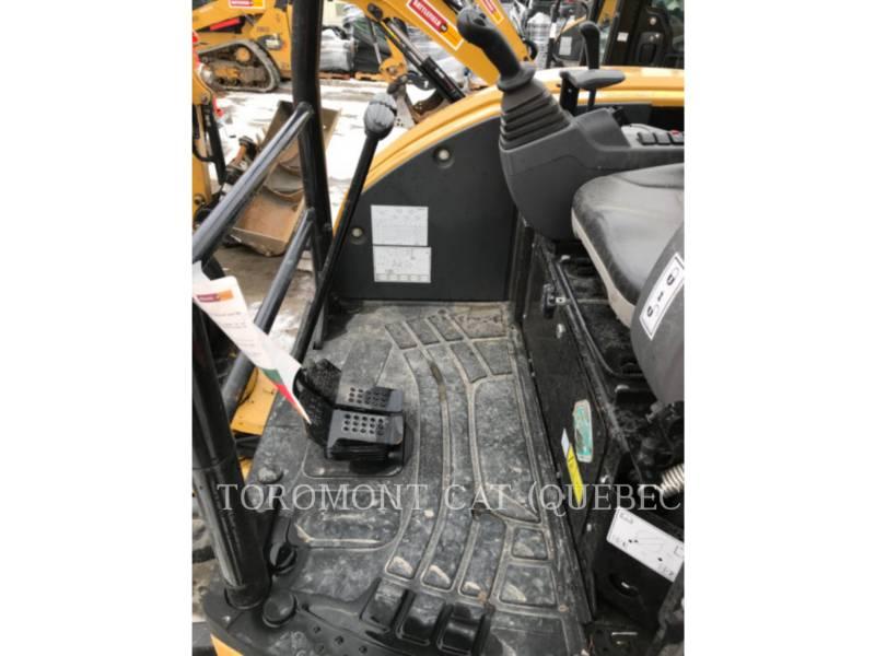 CATERPILLAR KETTEN-HYDRAULIKBAGGER 303 E CR equipment  photo 14