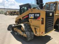 CATERPILLAR CARGADORES MULTITERRENO 279D C3 HF equipment  photo 3