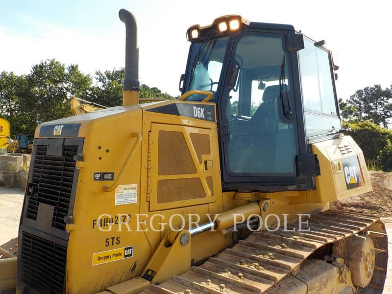 CATERPILLAR TRACK TYPE TRACTORS D6K XL equipment  photo 2