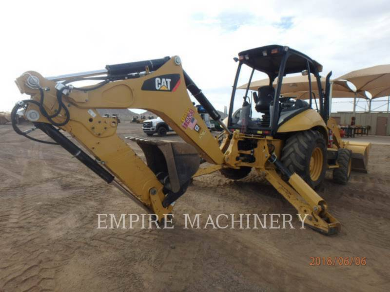 CATERPILLAR バックホーローダ 420FST equipment  photo 2